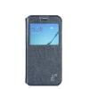 Чехол для смартфона G-case Slim Premium для Samsung Galaxy S6, темно-синий, купить за 260руб.