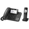 Радиотелефон Panasonic KX-TGF310RUM серый металлик, купить за 5 280руб.