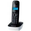Радиотелефон DECT Panasonic KX-TG1611RUW белый/черный, купить за 1 480руб.