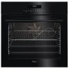 Духовой шкаф AEG BPR742320B, черный, купить за 97 380руб.