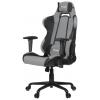 Игровое компьютерное кресло Arozzi Torretta, серое, купить за 20 000руб.