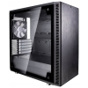 Корпус Fractal Design Define Mini C TG, черный, купить за 6 780руб.