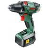 Шуруповерт Bosch PSR 18 LI-2 (0.603.973.30G), Зелёный, купить за 8 890руб.