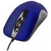 Мышку Gembird MOP-400-B USB, синяя, купить за 470руб.