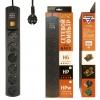 Сетевой фильтр Most HPw 5м (6 розеток) черный, купить за 1 350руб.