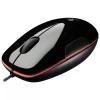 Мышку Logitech LS1 Laser Mouse, черно-оранжевая, купить за 1120руб.