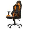 Компьютерное кресло AKRacing Nitro_or, оранжевое, купить за 26 299руб.