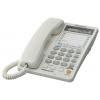 Panasonic KX-TS2368RUW, Белый, купить за 3 630руб.