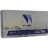Картридж для принтера NV-Print совместим с HP CE270A, черный, купить за 5430руб.