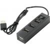 USB концентратор Orient TA-400, черный, купить за 375руб.