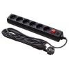 Buro 600SH-16-5-B черный, купить за 735руб.