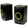 Компьютерная акустика Dialog Progressive AP-208, черно-желтая, купить за 3 830руб.