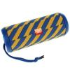 Акустическая система JBL Flip 4 ZAP, Cине-жёлтая, купить за 6 285руб.