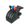 Контроллер игровой специальный Logitech G Saitek PRO Flight Throttle Quadrant, Чёрный, купить за 3915руб.