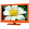 Телевизор Shivaki STV-24LEDGO9, оранжевый, купить за 11 090руб.