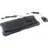 Комплект TteSports Commander Combo Multi backlit (KB-CCM-PLBLRU-01) черный, купить за 1 870руб.