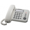 Проводной телефон Panasonic KX-TS2352RUW, купить за 1 105руб.