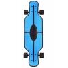 Скейтборд Y-Scoo Longboard Shark TIR 31 (408-B) сине-черный, купить за 3 200руб.