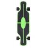 Скейтборд Y-Scoo Longboard Shark TIR 31 (408-G) зелено-черный, купить за 3 200руб.