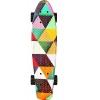 Скейтборд Y-Scoo RT Fishskateboard Print 22 (401G-T) с сумкой, Triddent, купить за 2 200руб.
