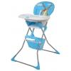 Стульчик для кормления Baby Care Tea Time, синий, купить за 3 870руб.