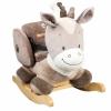 Качалка детская Nattou Лошадка, коричневая, купить за 8 850руб.