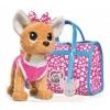 Игрушка мягкая Simba Собачка Chi-Chi love Звездный стиль (с сумочкой), купить за 3 155руб.