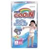 Подгузник Goon для девочек  9-14 кг. 44 шт. (L), трусики, купить за 1 015руб.