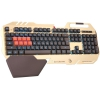 Клавиатуру A4tech Bloody B418 USB Multimedia Gamer LED, купить за 2365руб.