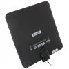 Антенна телевизионная Rolsen RDA-250 (активная, DVB-T/T2), купить за 955руб.