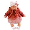 Товар для детей Кукла Азалия Munecas Antonio Juan, в красном, купить за 2 890руб.