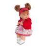 Товар для детей Кукла Кристи Munecas Antonio Juan, в красном, купить за 4 430руб.