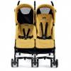 коляска Peg-Perego Pliko Mini Twin Mod Yellow