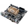 Материнскую плату ASUS N3050I-C Intel Celeron N3050 (1.6 GHz), miniITX, 2xDIMM DDR3 VGA/HDMI COM, купить за 4830руб.