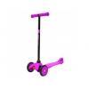 Самокат для взрослых Y-Scoo RT Mini Simple A5 Розовый, купить за 1220руб.