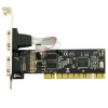 Контроллер Speed Dragon PCI FG-PMIO-V3T-0002S-1-BU01 (2 внеш. 9pin), купить за 495 руб.