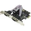 Контроллер Speed Dragon PCI-E - 2xCOM (FG-EMT03C-1-BU01), купить за 830 руб.