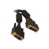 TV-COM CG441D-5m (DVI-D DL, M/M, 5 м), чёрный, купить за 630руб.