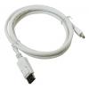 Telecom  (DP - miniDP, M/M, 1.8 м), белый, купить за 680руб.