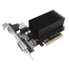 Видеокарта geforce Palit GeForce GT 710 954Mhz PCI-E 2.0 2048Mb 1600Mhz 64 bit DVI HDMI HDCP Silent, купить за 2 285 руб.