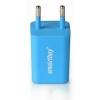 Зарядное устройство SmartBuy TRAVELER Голубое, купить за 430руб.