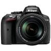 Цифровой фотоаппарат Nikon D5300 KIT (AF-S DX 18-105mm VR) Black, купить за 47 415руб.