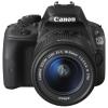 Цифровой фотоаппарат Canon EOS 100D 18-55MM IS STM + 10-18MM IS STM, Черный, купить за 44 250руб.