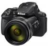 Цифровой фотоаппарат Nikon Coolpix P900, черный, купить за 37 299руб.