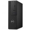 Фирменный компьютер Dell Precision 3420-4506 SFF (Core i7 7700/8Gb/256Gb SSD/DVD нет/NVIDIA Quadro P1000 4Gb/LAN/Win 10 Pro), чёрный, купить за 81 825руб.