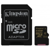 Kingston microSDXC 64Gb Class 10 UHS-I, SD-�������, ������ �� 2 130 ���.