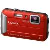 Цифровой фотоаппарат Panasonic Lumix DMC-FT30 красный, купить за 9 899руб.