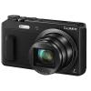 Цифровой фотоаппарат Panasonic Lumix DMC-TZ57 черный, купить за 18 299руб.