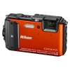 �������� ����������� Nikon Coolpix AW130 Orange, ������ �� 22 399 ���.
