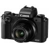 Цифровой фотоаппарат Canon PowerShot G5 X Black, купить за 49 799руб.